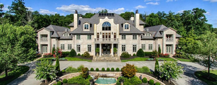Forest Creek Manor - $10 Million Premier Property in Tennessee