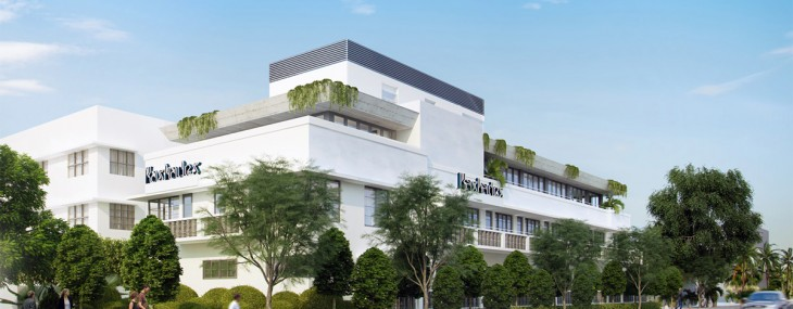Gale Suites at Kaskades - Miami's Newest Multimillion-dollar Luxury Accommodations