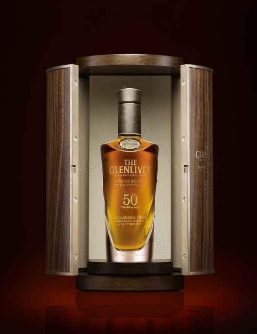 The Glenlivet Winchester Collection 50 Years Of Age