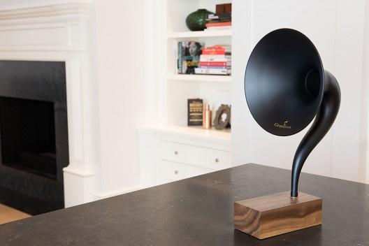 Gramovox - Retro Bluetooth Gramophone Speaker