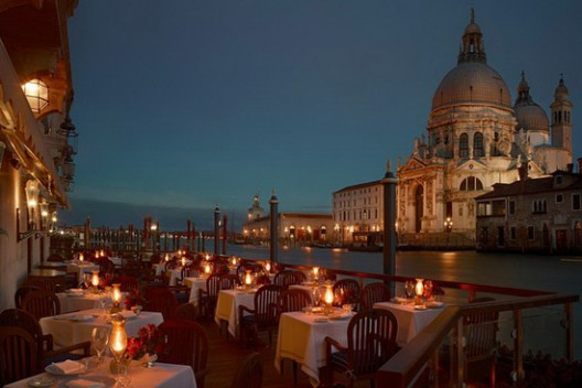 Luxury in Venice - Gritti Palace Hotel