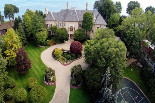 Grosse Pointe Shores Manor Heading to Absolute Auction