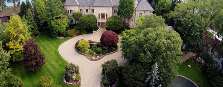 Grosse Point Shores Manor Heading to Absolute Auction