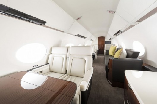 Gulfstream's Two New Luxury Jets