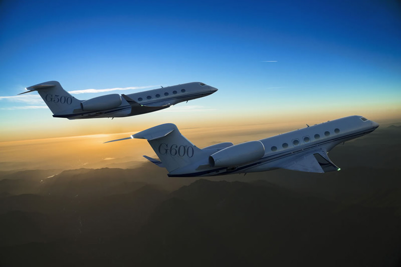 Gulfstream's Two New Luxury Jets
