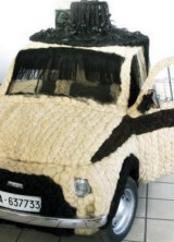 Hairy Fiat 500 Now Worth $100,000