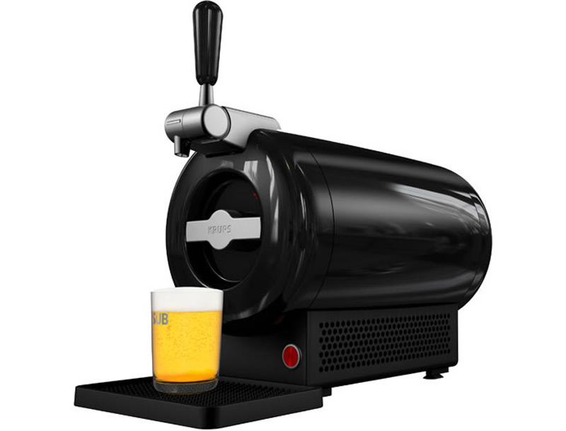 The Sub -  Beer Version of a Nespresso Machine