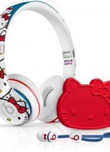 Hello Kitty Headphones by Beats by Dr.Dre for 40th Anniversary