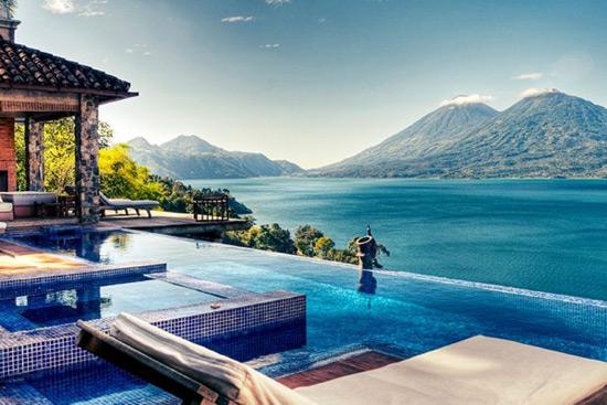 Luxury Hotel Casa Palopo In Guatemala