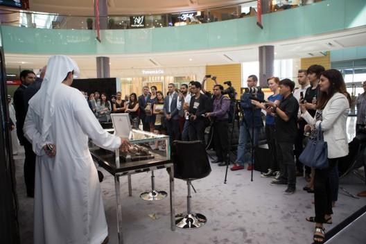 Hublot Unveils Its Latest Pop-up-Store in Dubai