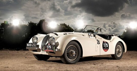 Want To Drive A Classic Jaguar? Here's Your Chance