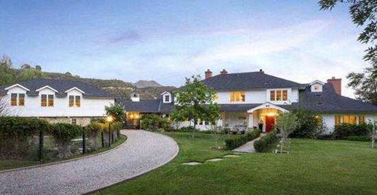 Jim Wilson's Calabasas Ranch Now Listed at $14,9 Million