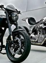 Keanu Reeves' KRGT-1 Motorcycle