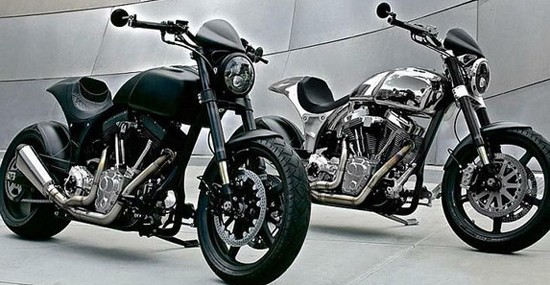 Keanu Reeves' KRGT-1 Motorcycle