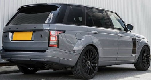 Kahn Range Rover 4.4 SDV8 Autobiography LWB RS-600 Performance Edition