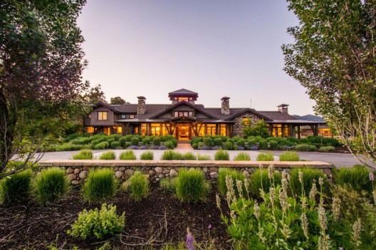Finest Home in Kamas Valley on Sale for $11,5 Million