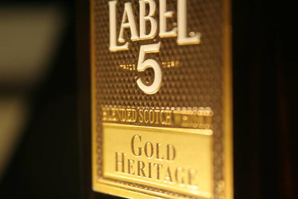 Hot news about LABEL 5 Scotch Whisky