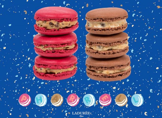 Ladurée and Colette Macarons by Pharrell Williams