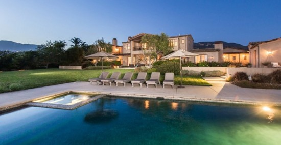Lady Gaga Splashed Out $22,5 Million on Malibu Estate