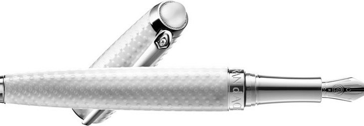 Lalique X Caran d'Ache Crystal Limited Edition Pens