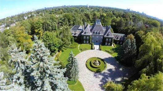 $25 Million Landmark French Château, Toronto, Ontario