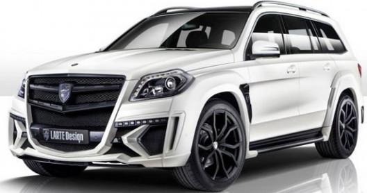 Larte Design Mercedes GL Black Crystal In Essen