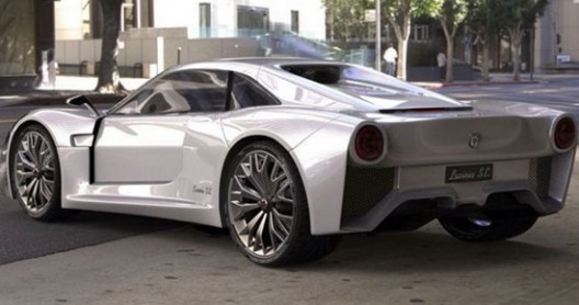 Another Supercar From Italy, And Is Not From Maranello