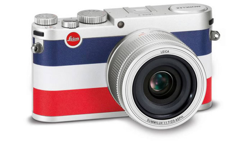 Leica and Moncler's X 113 Special Edition Camera