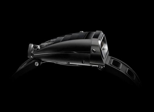 MB&F HM5 CarbonMacrolon Timepiece