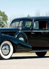 MGM Studios' 1937 Cadillac V-16 Custom Imperial Cabriolet at Auctions America