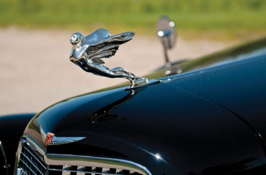 "MGM Studios-owned 1937 Cadillac V-16 Custom Imperial Cabriolet to highlight Auctions America ""Bid Anywhere"" sale"