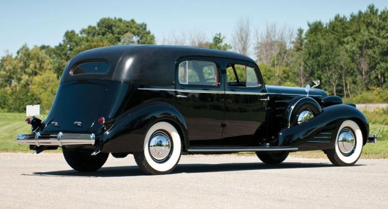 Mgm studios 39 1937 cadillac v 16 custom imperial cabriolet for Imperial motors virginia beach va