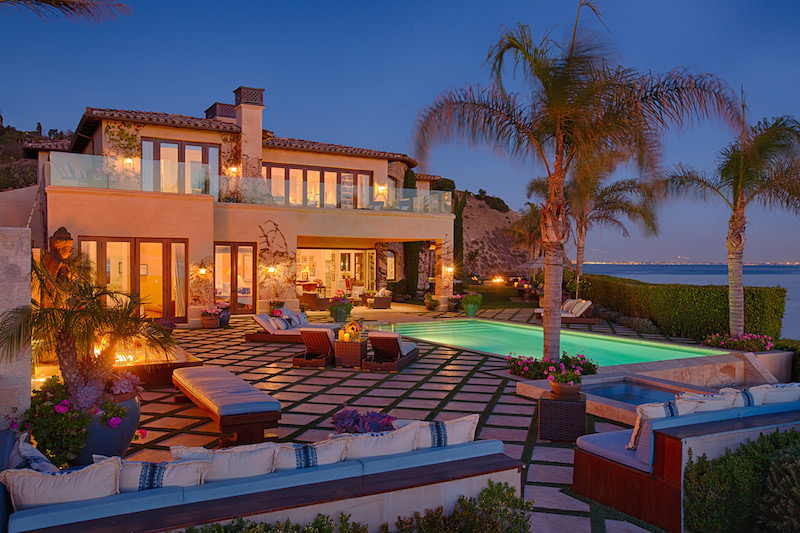 Magnificent Malibu Custom-designed Estate On Sale
