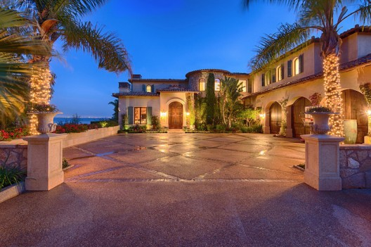 Magnificent Malibu Custom-designed Estate On Sale