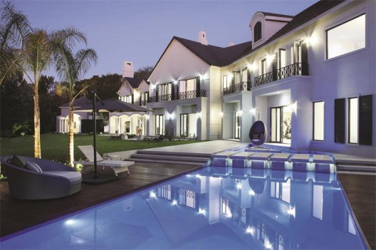 Extravagant Mansion in Johannesburg on Sale