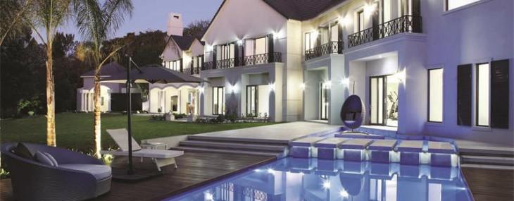 Extravagant Mansion in Johannesburg on Sale