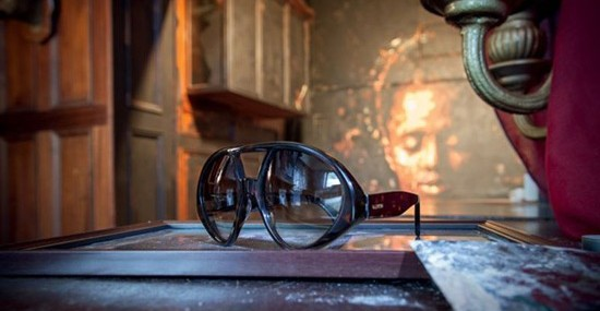 Valentino's Maskaviator Sunglasses