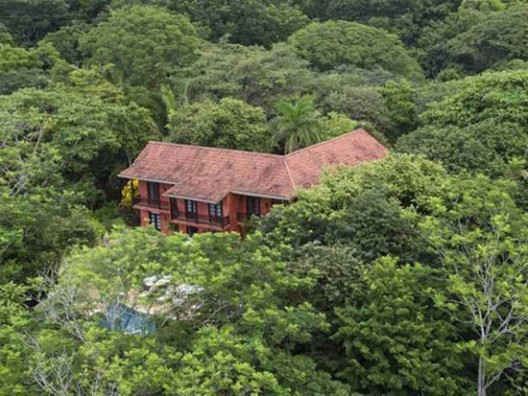 Mel Gibson's Costa Rican Jungle Compaund Re-Listed For $30 Million