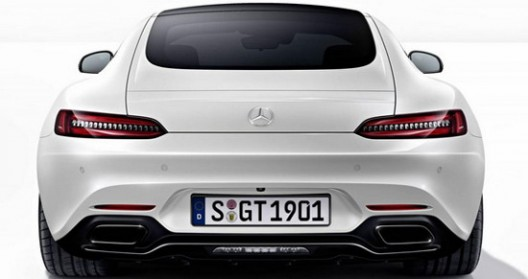 Mercedes AMG GT Night Package Special Edition