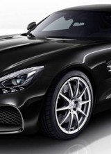 Mercedes AMG GT Carbon And Silver Chrome Packages