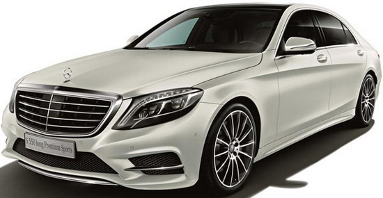 Mercedes S550 Long Premium Sports Limited Edition