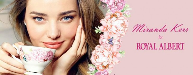 Royal Albert Tableware Collection by Miranda Kerr