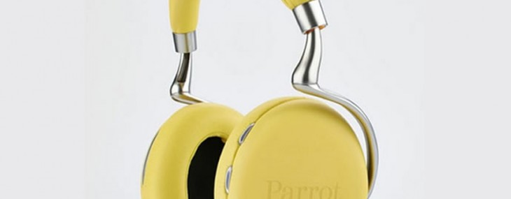 Parrot Zik 2.0 Wireless Headset by Philippe Starck