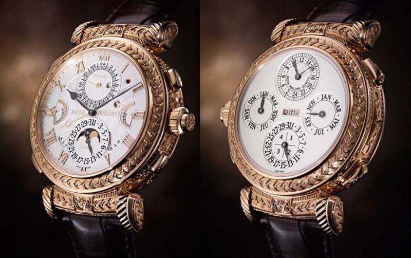 Patek Philippe - 175 Years of Existence