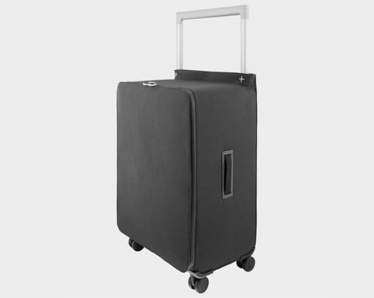 Philippe Starck and Delsey Launch S+ARCKTRIP Luggage Collection