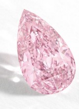 World Auction Record for Pink Diamond at Sotheby's