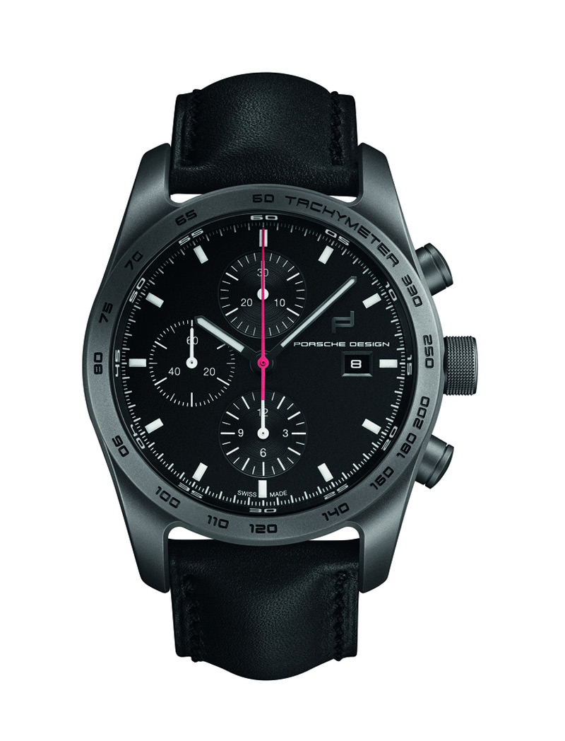 Porsche Design Launches Two New Automatic Chronographs
