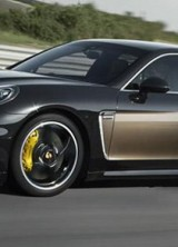 Luxury Porsche Panamera Exclusive Series