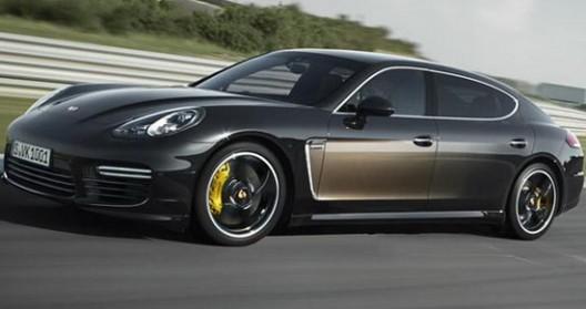 Luxury Porsche Panamera Exclusive Series