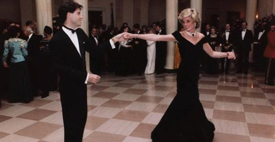 Princess Diana's Four Dresses Go Under The Hammer